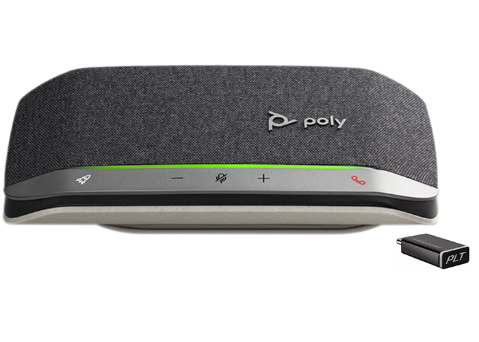 Poly-Sync-20-plus-UC-with-BT600-USB-C-Bluetooth-adapter