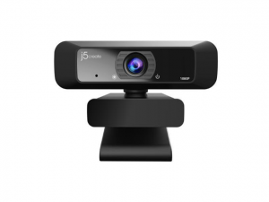 J5create-JVCU100-Full-HD-USB-Webcam-front-view