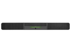 Crestron-Flex-B30-UC-Video-Bar-built-in-camera-microphone-speakers