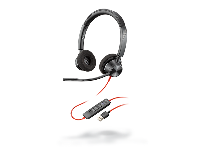 Poly-Blackwire-3320-USB-A