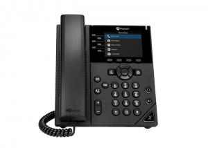 Poly VVX 350 6-Line IP Desk Phone