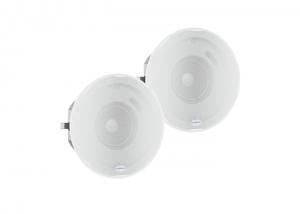Vaddio-Ceiling-Speakers-White-(999-85600-000)-pair