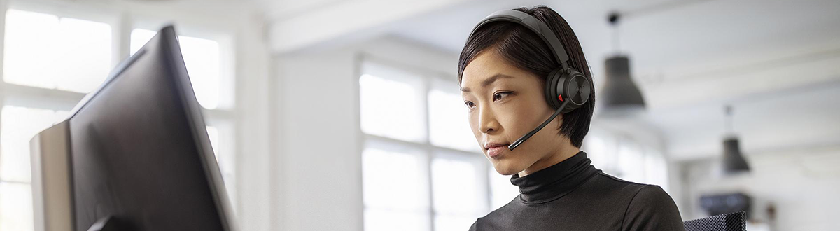 Wireless DECT Headsets