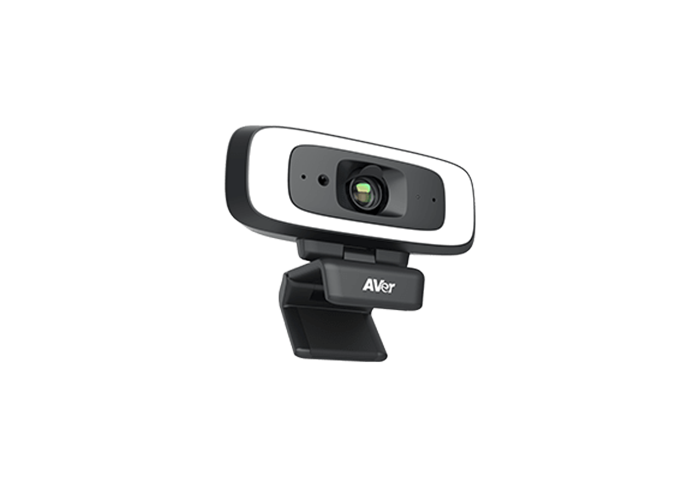 AVer-CAM130-Conferencing-Camera-left-side-view