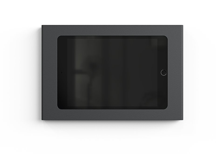 H565-Heckler-iPad-Mini-Wall-Mount-plus-Power-horizontal-front-view