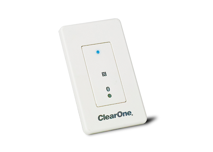 ClearOne-CONVERGE-Wall-Mount-Bluetooth-Expander-910-3200-303-front-view