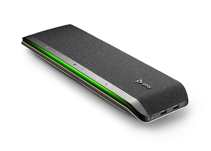 Poly-Sync-60-USB-Bluetooth-Speakerphone-UC-right-side-view-with-USB-ports