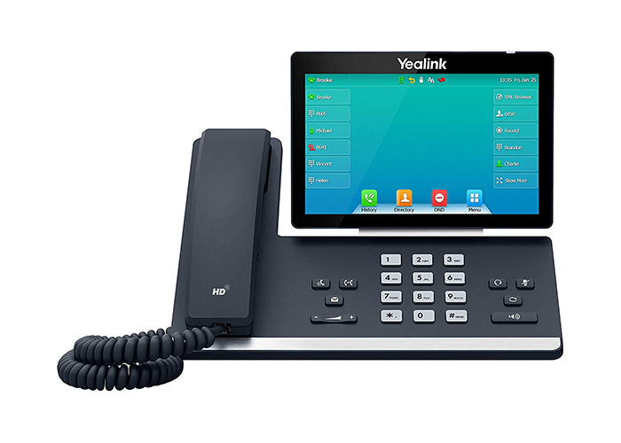 Yealink-SIP-T57W-Executive-Phone-front-view